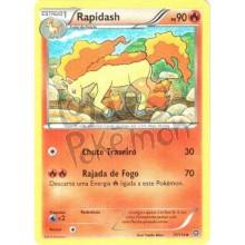 Rapidash 17/114 - Cerco de Vapor
