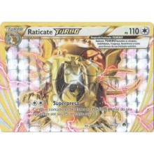 Raticate Turbo 89/122 - Turbo Colisão