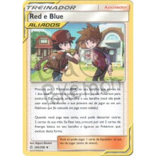 Red & Blue 202/236 - Eclipse Cósmico