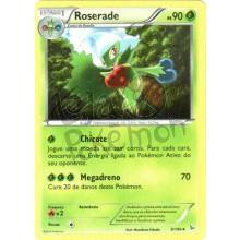 Roserade 9/106 - Flash de Fogo