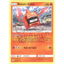 Rotom Calor 24/156 - Ultra Prisma