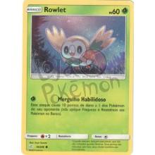 Rowlet 18/236 - Eclipse Cósmico