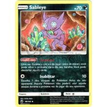 Sableye 88/168 - Tempestade Celestial