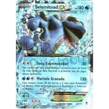 Seismitoad EX 20/111 - Punhos Furiosos