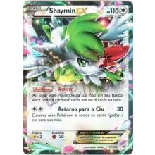 Shaymin EX 77/108 - Céus Estrondosos