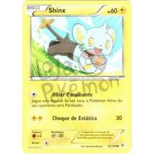 Shinx 32/106 - Flash de Fogo