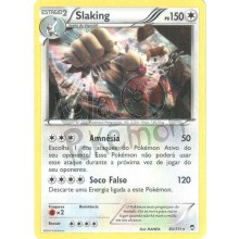 Slaking - Holo 83/111 - Punhos Furiosos