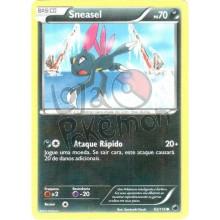 Sneasel 65/116 - Congelamento de Plasma