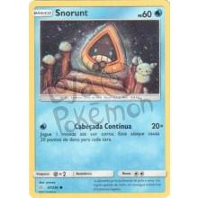 Snorunt 47/236 - Eclipse Cósmico