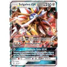 Solgaleo GX 89/149 - Sol e Lua