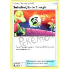 Substituição de Energia 129/168 - Tempestade Celestial