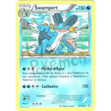 Swampert 35/160 - Conflito Primitivo
