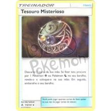 Tesouro Misterioso 113/131 - Luz Proibida