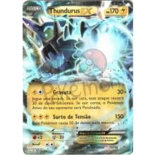 Thundurus EX 26/108 - Céus Estrondosos