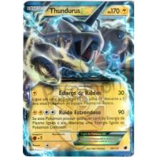 Thundurus EX 38/116 - Congelamento de Plasma