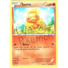 Torchic 25/160 - Conflito Primitivo