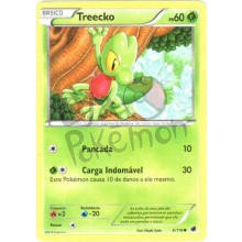 Treecko 6/116 - Congelamento de Plasma