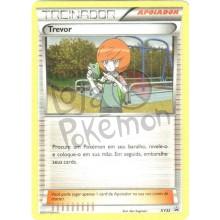 Trevor Promo XY33 - Card Pokémon