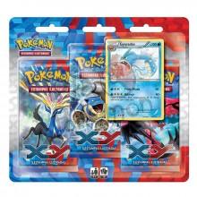 Triple Pack Pokémon - Coleção X Y - Gyarados