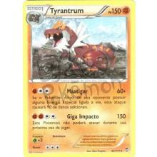 Tyrantrum 62/111 - Punhos Furiosos