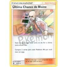 Última Chance de Blaine 58/70 - Dragões Soberanos