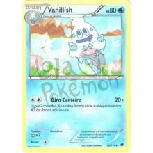 Vanillish 28/116 - Congelamento de Plasma