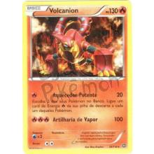 Volcanion 25/114 - Cerco de Vapor