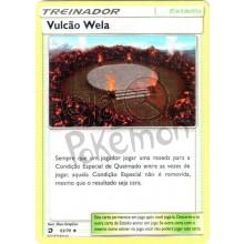 Vulcão Wela 63/70 - Dragões Soberanos