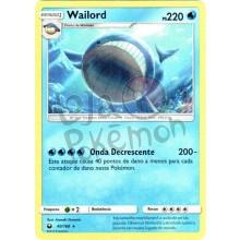 Wailord 40/168 - Tempestade Celestial