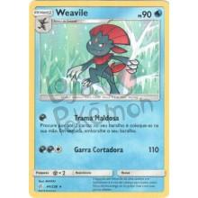 Weavile 44/236 - Eclipse Cósmico