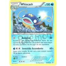 Whiscash 40/160 - Conflito Primitivo