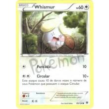 Whismur 80/124 - Fusão de Destinos