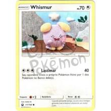 Whismur 117/168 - Tempestade Celestial