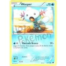 Wooper 21/116 - Congelamento de Plasma