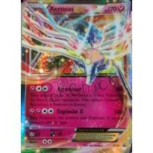 Xerneas EX Promo XY07 - Card Pokémon