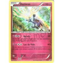 Xerneas Holo Promo XY 31 - Card Pokémon
